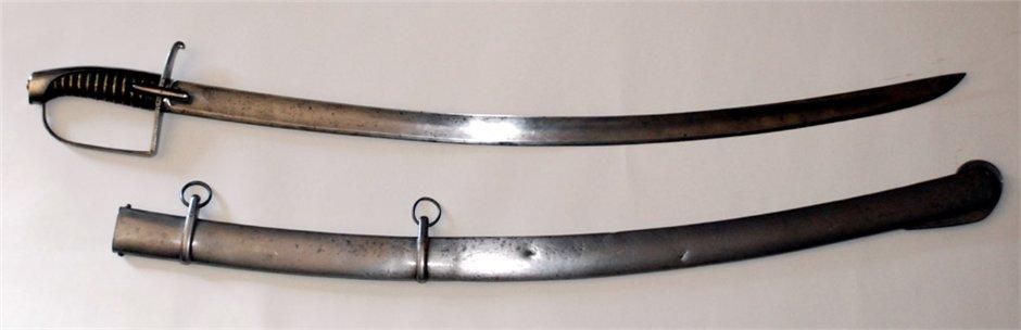Гусарская сабля образца 1808 г.
